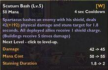 Scutum Bash 5