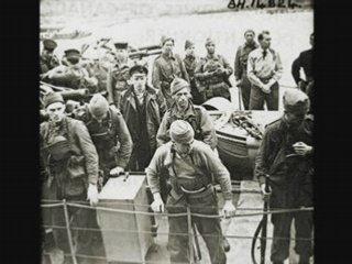 Commandos français lors du raid sur Dieppe 19 ao