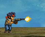 Shooting the Barreti MC21