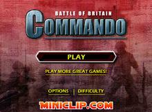 Commando Game