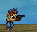 Holding the MC-5 Defender.png