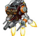 Machinegun Robot