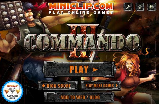 miniclip commando 2