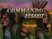 Commando Assauly menue