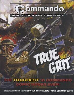Commando True Grit Collection Cover