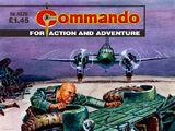Convict Commandos - Mask of Death