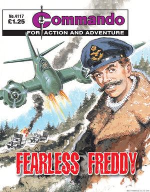 Fearless Freddy