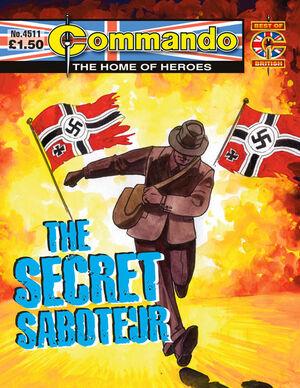 The Secret Saboteur