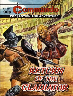 3647 return of the gladiator