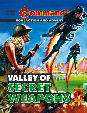 Valley of Secret Weapons