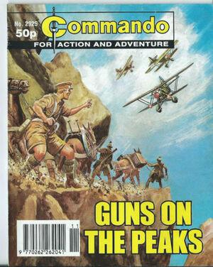 2925 guns on the peaks