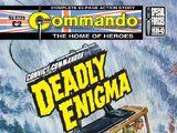 Convict Commandos - Deadly Enigma