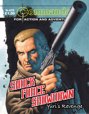 Shock Force Showdown