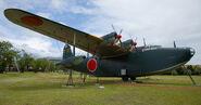 Kawanishi H8K2 (Emily) flying boat