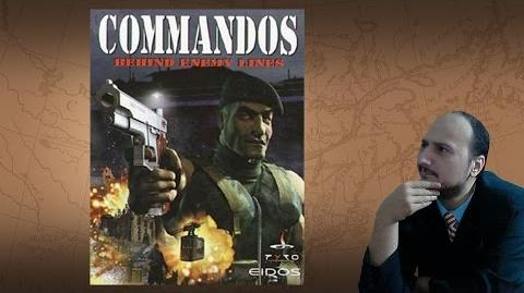 "Gaming History Commandos ""A classic that defined a style"""