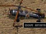Escape Autogyro