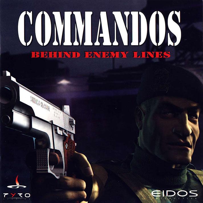 Commandos: behind enemy lines lutris.