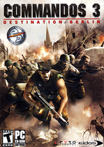 Commandos 3 - Destination Berlin Coverart2