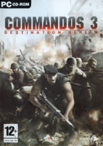 Commandos 3 - Destination Berlin Coverart