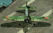 C2 Japanese Fight Plane