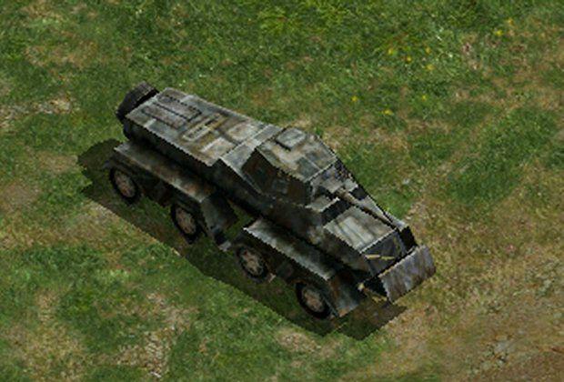 SdKfz 231 | Commandos Wiki | FANDOM powered by Wikia