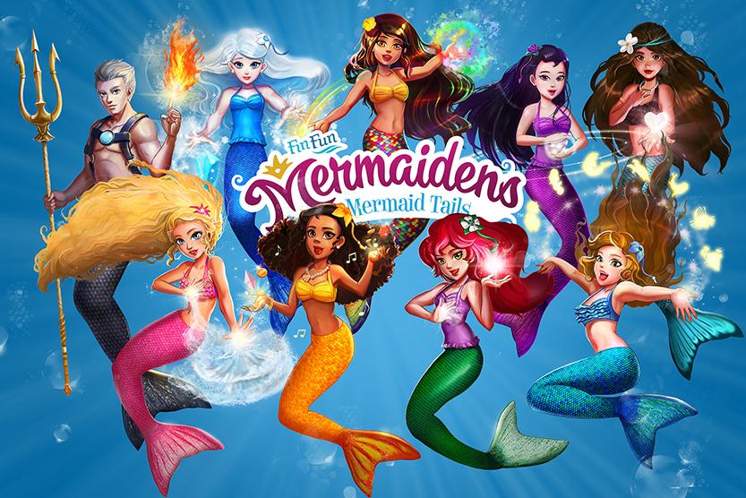 Fin Fun Mermaid Commercial Mermaid