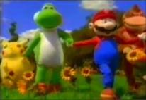 Super Smash Bros Commercial 1999 N64