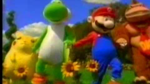 Super Smash Bros Commercial (N64)-0