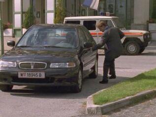 Rover 400 3