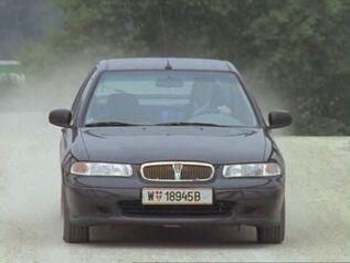 Rover 400 5
