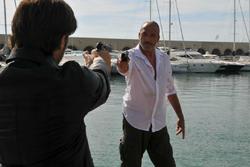 Davide Rivera contro Paolo Miano