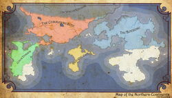 The Northern Continents