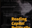 Reading Capital Politically