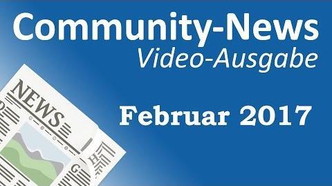 Community-News FEBRUAR