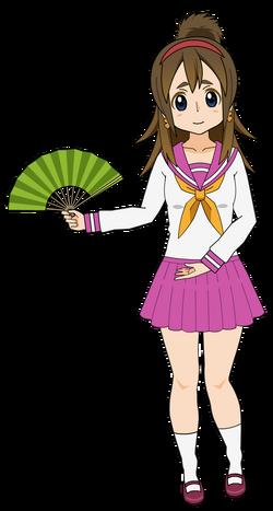 Rin Ajioka - 鰺岡麟