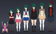 Saiko Timeline