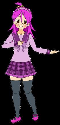 Hatoko Yukida - 徃田鴿子
