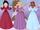 The Birthstone Princesses