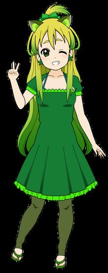 Ayuhime Namazue - 鯰江鮎姫