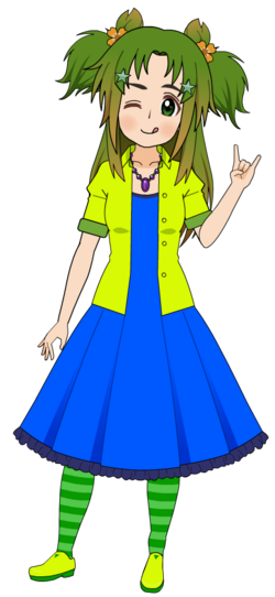 Rin Uchita - 打它鱗