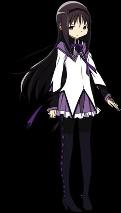 Homura Akemi - 曉美ほむら