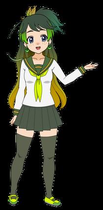 Sakaki Tsudzumi - 皷榊