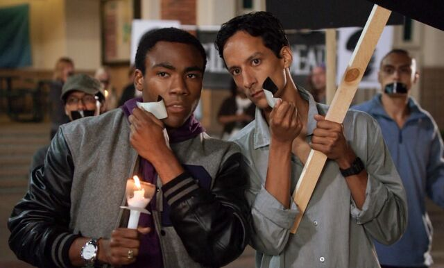 1X2 Troy and Abed