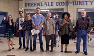 5x13 The Save Greendale Committee triumphant