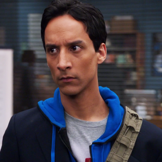 Abed decides to send the group a message.