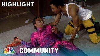 Magnitude Sacrifices Himself - Community (Episode Highlight)