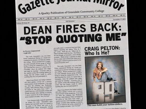 3x08-Dean Pelton newspaper 4