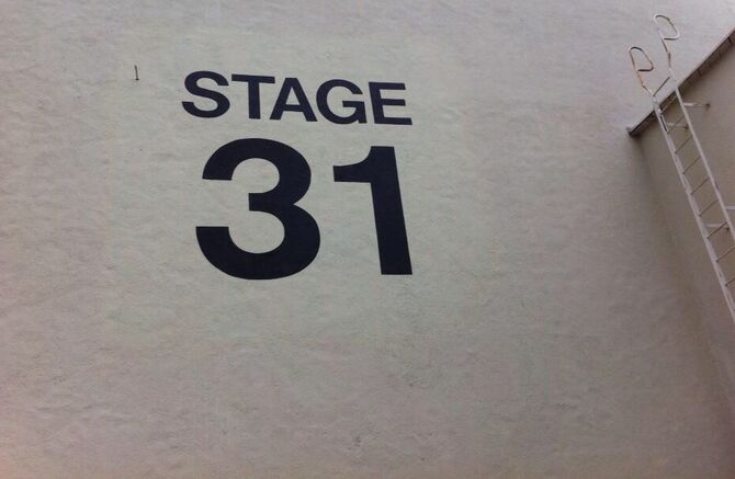 Stage 31close up