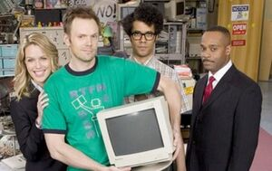 American IT Crowd