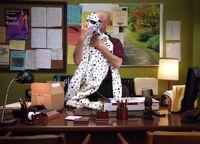 Dean Pelton's Dalmatian fetish 1X13
